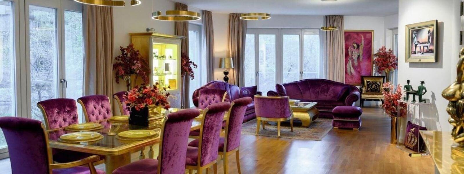Luxusapartment Berlin am Potsdamer Platz.